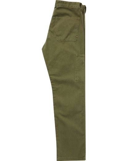 4 Collins Pant Green M317QBCO Billabong