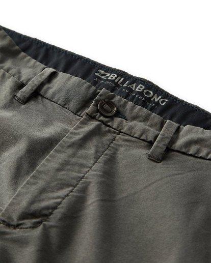 2 New Order X Overdye Pants Black M318VBSC Billabong