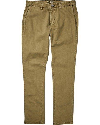 3 New Order Chino Pants  M320VBNO Billabong