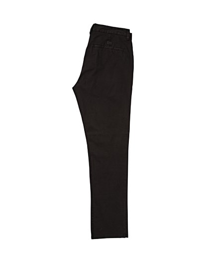 7 New Order Chino Pants Black M320VBNO Billabong