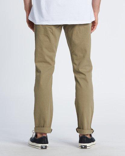 2 New Order Chino Pants  M320VBNO Billabong