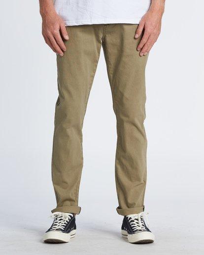 0 New Order Chino Pants  M320VBNO Billabong