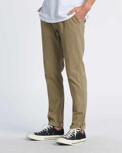 1 New Order Chino Pants  M320VBNO Billabong