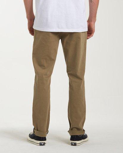 7 New Order Chino Pants  M320VBNO Billabong