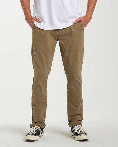 5 New Order Chino Pants  M320VBNO Billabong