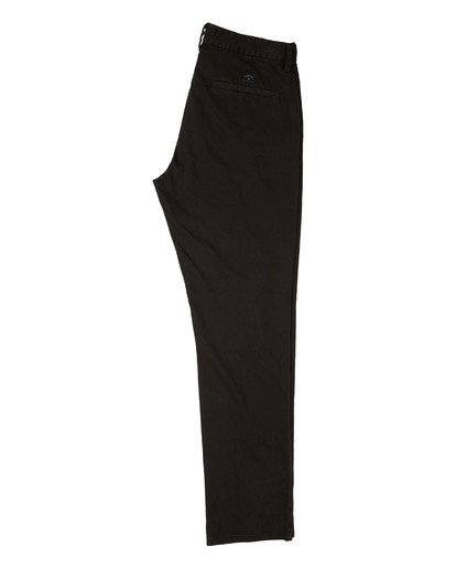 1 73 Chino Pant Black M3213BSC Billabong