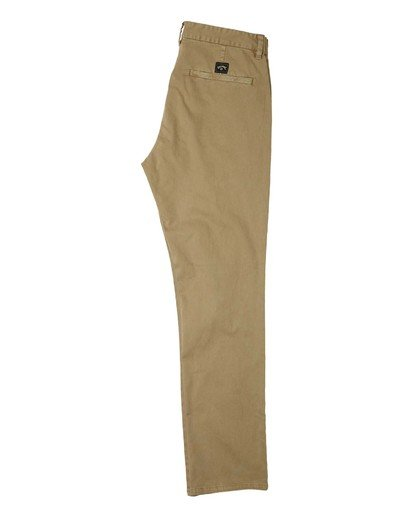1 73 Chino Pant Brown M3213BSC Billabong