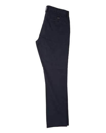 1 73 Chino Pant Blue M3213BSC Billabong