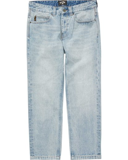 4 Fifty Cropped Jean Blue M332QBFC Billabong