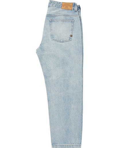 5 Fifty Cropped Jean Blue M332QBFC Billabong
