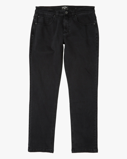 4 73 Jean Black M3343BSJ Billabong