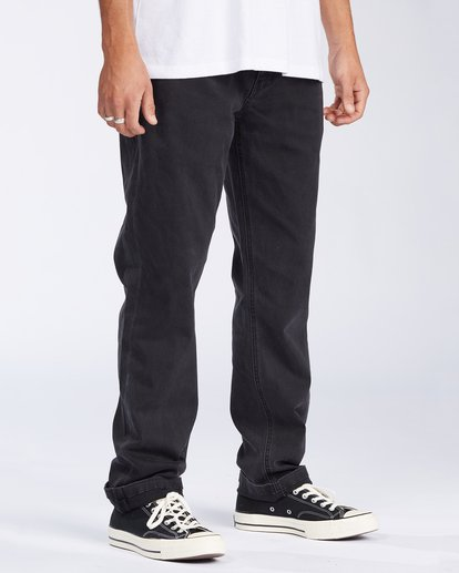 1 73 Jean Black M3343BSJ Billabong