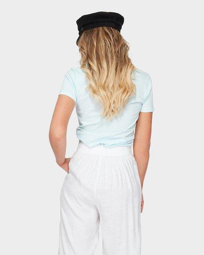 1 Babes T-Shirt Bleu M3SS05BIMU Billabong