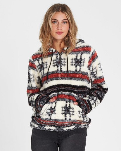 0 Cozy For Keeps Fleece Hoodie  M3WA02BIW8 Billabong