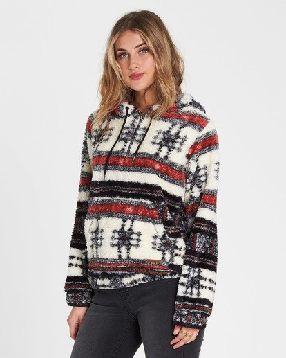 2 Cozy For Keeps Fleece Hoodie  M3WA02BIW8 Billabong