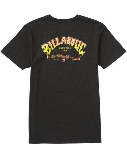 1 Dicer T-Shirt  M401NBDR Billabong