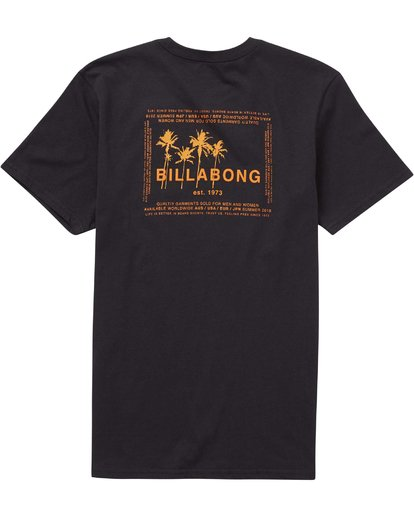 1 Container Tee  M401PBCO Billabong