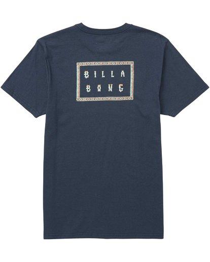 2 Die Cut Theme T-Shirt  M401QBDT Billabong
