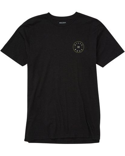 0 Rotor T-Shirt  M401QBRO Billabong