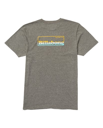 1 Free 73 T-Shirt  M401SBFR Billabong