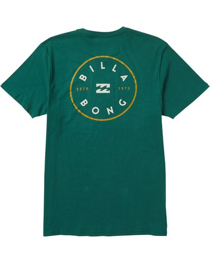 1 Rotor T-Shirt  M401SBRO Billabong