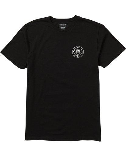 0 Tendencies T-Shirt Black M401SBTE Billabong
