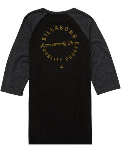 1 Orbit Raglan T-Shirt  M403KORB Billabong
