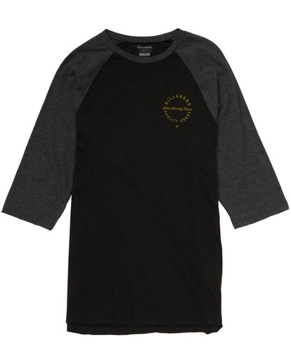0 Orbit Raglan T-Shirt  M403KORB Billabong
