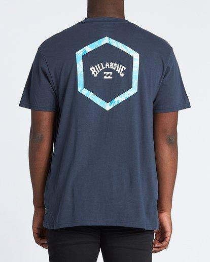 2 Access Short Sleeve T-Shirt Blue M4041BAC Billabong