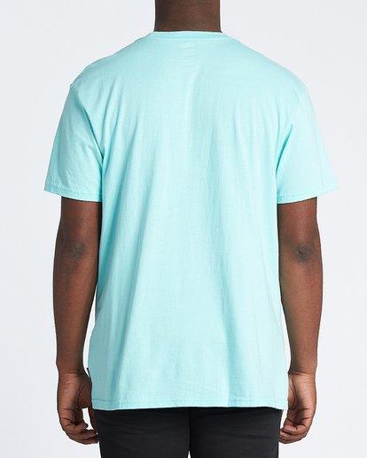 2 Arch Short Sleeve T-Shirt Grey M4041BAR Billabong