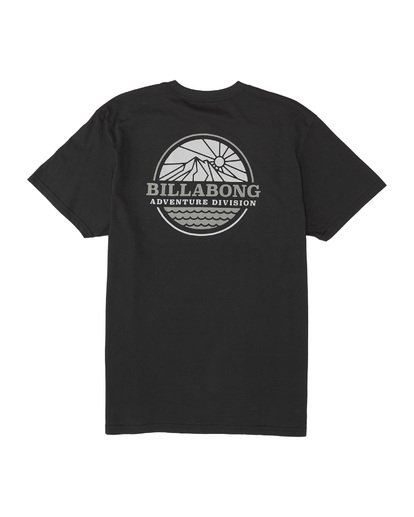 4 Daybreak Short Sleeve T-Shirt Black M4041BDA Billabong