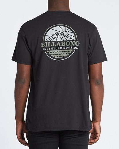 2 Daybreak Short Sleeve T-Shirt Black M4041BDA Billabong