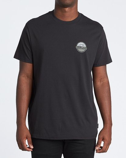 0 Daybreak Short Sleeve T-Shirt Black M4041BDA Billabong