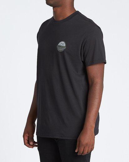 1 Daybreak Short Sleeve T-Shirt Black M4041BDA Billabong