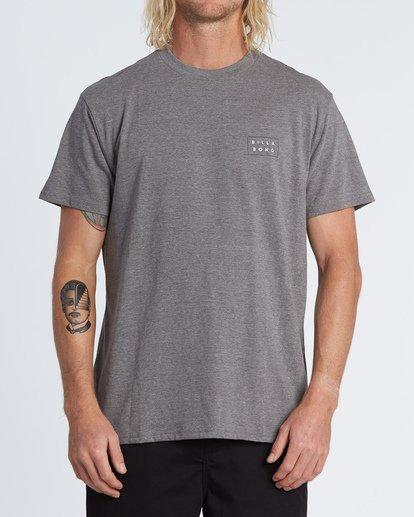 0 Diecut Short Sleeve T-Shirt Green M4041BDE Billabong