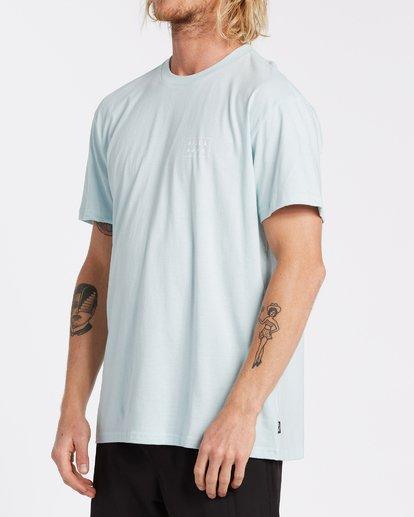 1 EC-Diecut Short Sleeve T-Shirt Brown M4041BEC Billabong