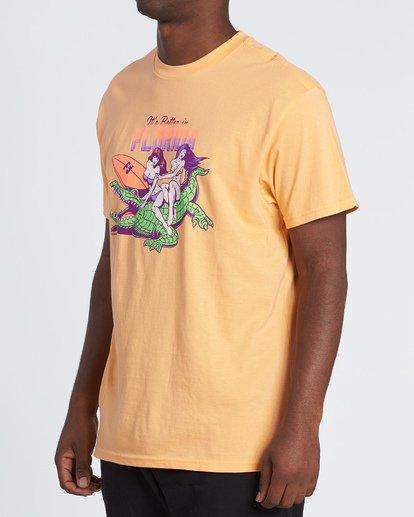1 Its Better Short Sleeve T-Shirt  M4041BIB Billabong