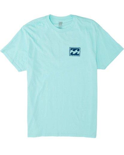 3 Warchild Short Sleeve T-Shirt Grey M4041BWA Billabong