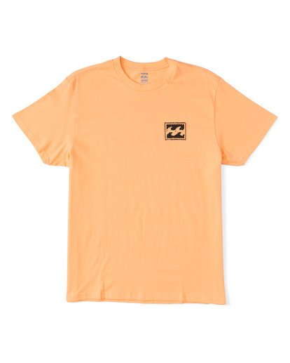 3 Warchild Short Sleeve T-Shirt Grey M4041BWE Billabong