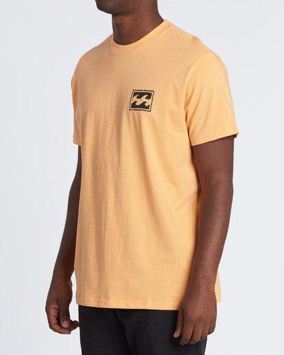 1 Warchild Short Sleeve T-Shirt Grey M4041BWE Billabong