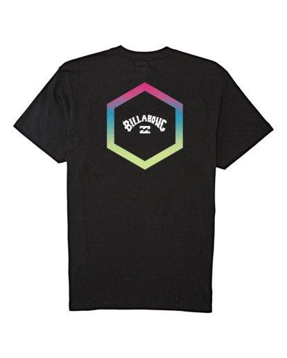 4 Access Short Sleeve T-Shirt Black M4042BAC Billabong