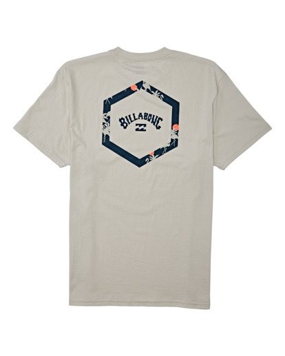 4 Access Short Sleeve T-Shirt Brown M4042BAC Billabong