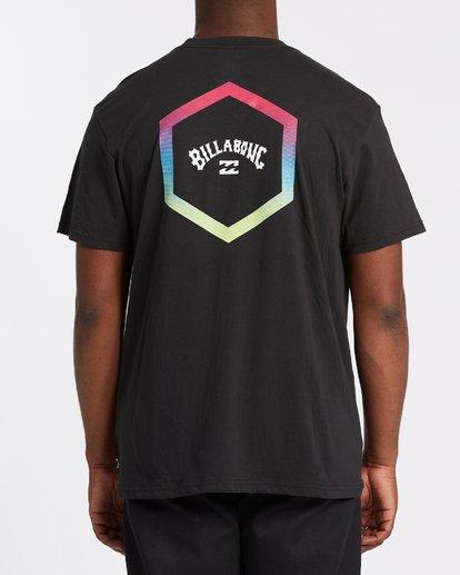 2 Access Short Sleeve T-Shirt Black M4042BAC Billabong