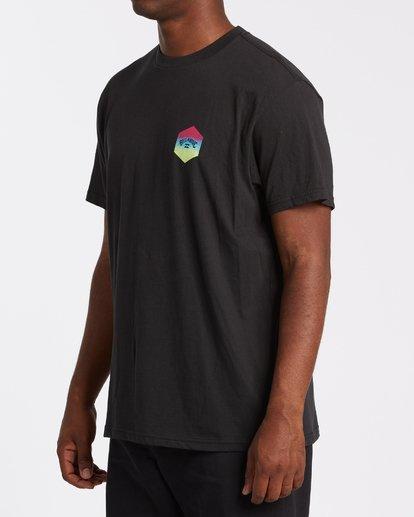 1 Access Short Sleeve T-Shirt Black M4042BAC Billabong