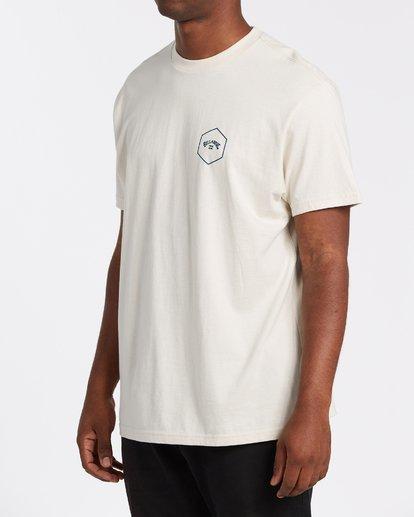 1 Access Short Sleeve T-Shirt Brown M4042BAC Billabong