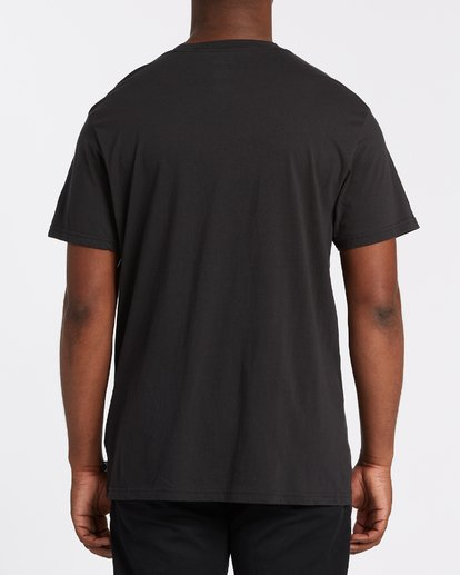 2 Arch Short Sleeve T-Shirt Black M4042BAR Billabong