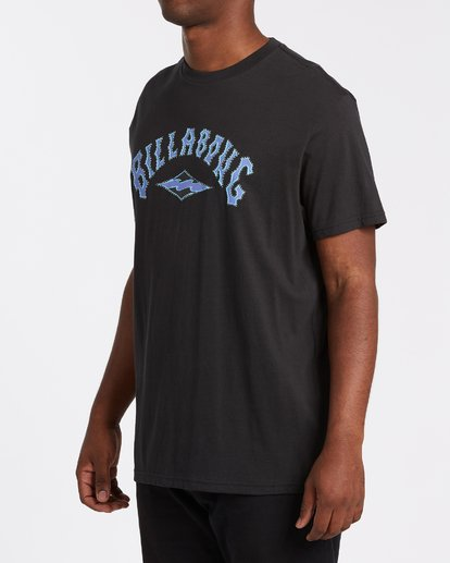1 Arch Short Sleeve T-Shirt Black M4042BAR Billabong
