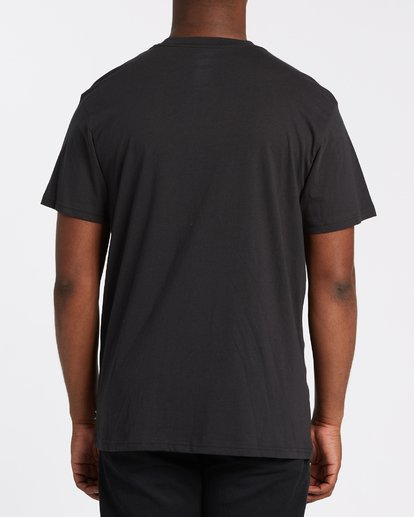 2 Avenue Short Sleeve T-Shirt Black M4042BAV Billabong
