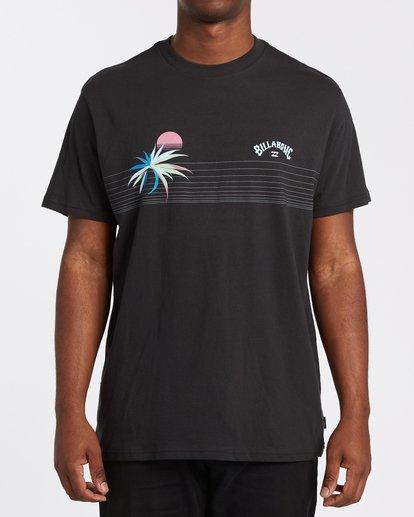0 Avenue Short Sleeve T-Shirt Black M4042BAV Billabong