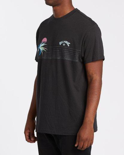 1 Avenue Short Sleeve T-Shirt Black M4042BAV Billabong